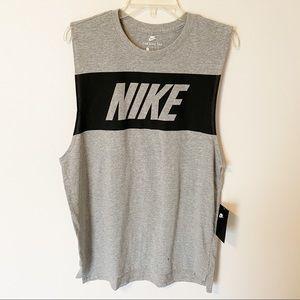 Nike | Men's muscle shirt NWT size M
